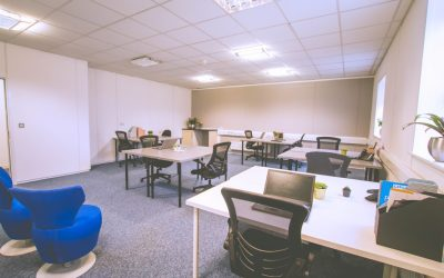 How to Update the Look of Your Serviced Office