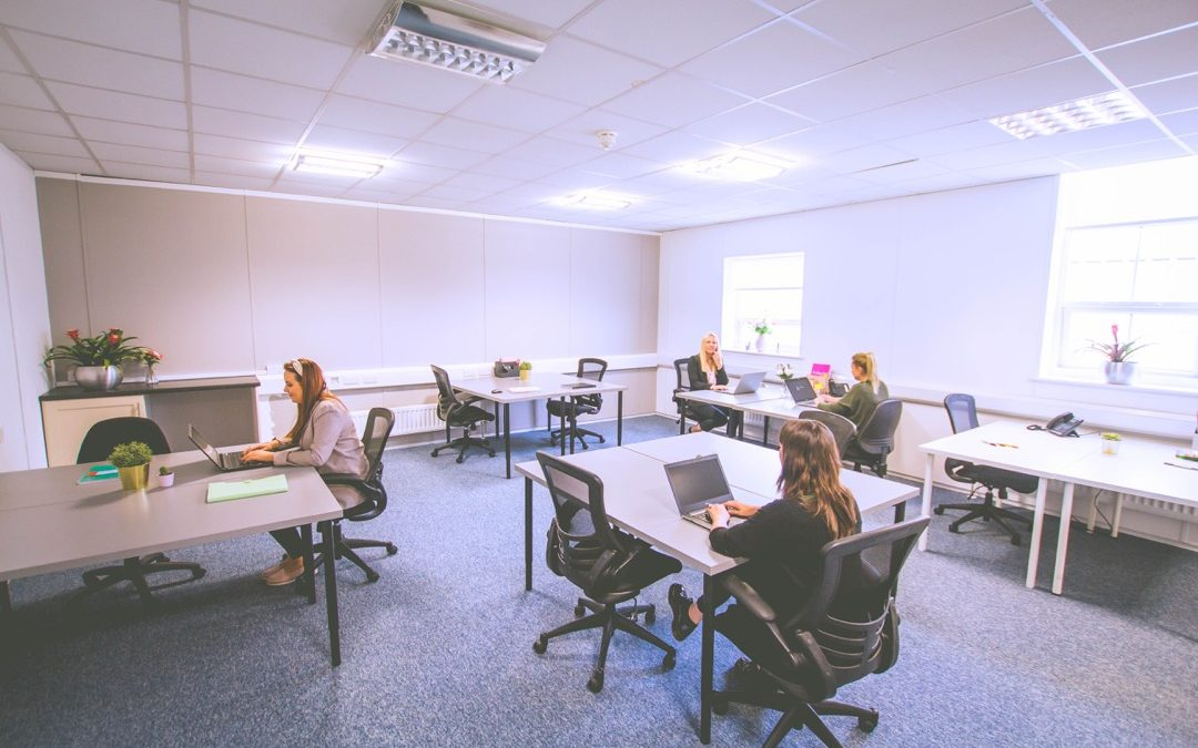 The Benefits of a Coworking Office Space