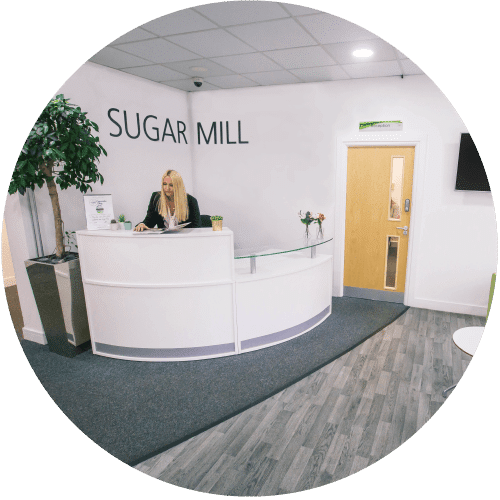 sugar mill office spaces