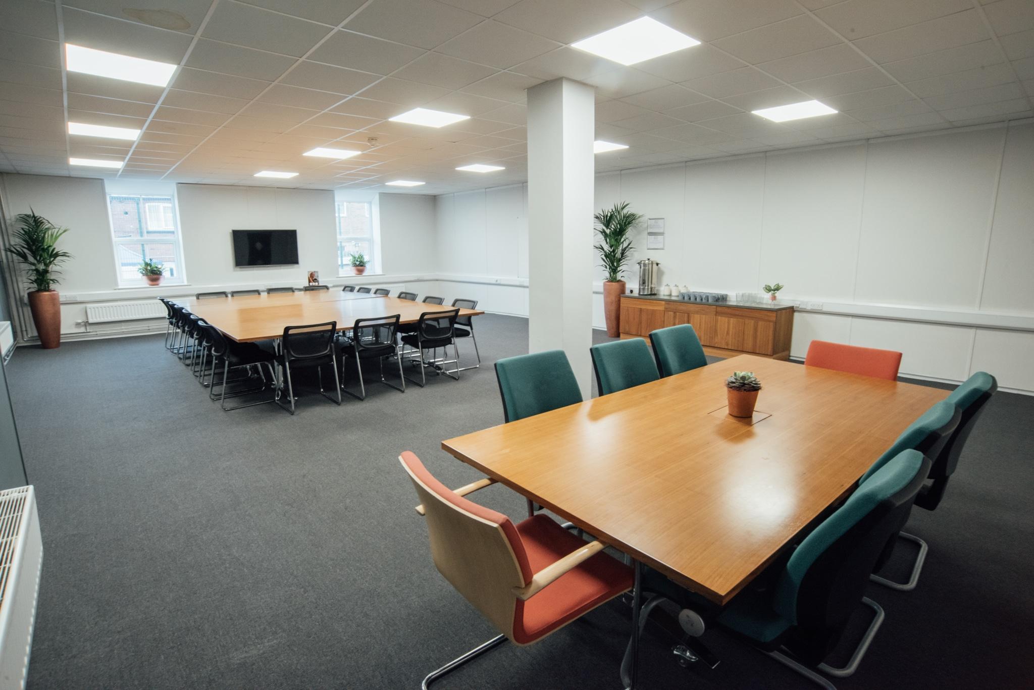 leeds meeting spaces